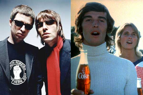 "Today's Derivative Déjà Vu: Oasis vs. Coke Oasis – ""Shakermaker"" 1994 Coca Cola- Buy The […]"
