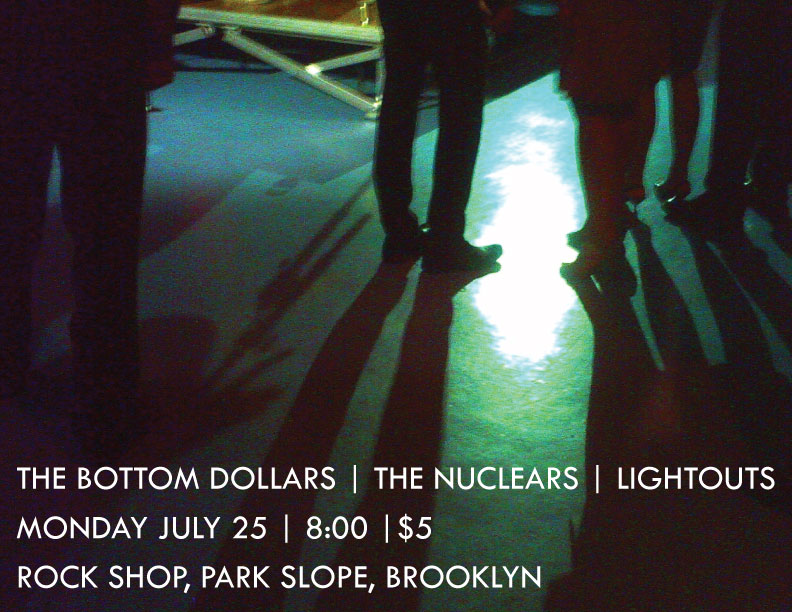 Come out for our next show, conveniently located in the heart of Park Slope. It's...