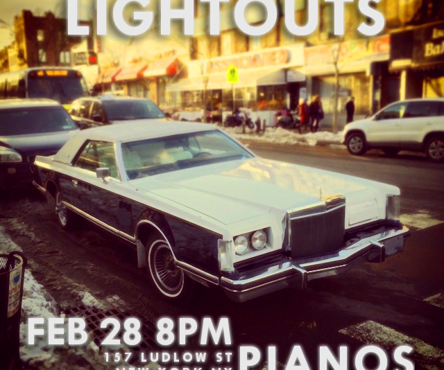 We're Rocking Pianos NYC on 2/28